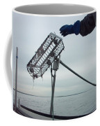At Sunrise, Quahogger Bill Bergan Coffee Mug