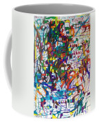 at the age of three years Avraham Avinu recognized his Creator Coffee Mug