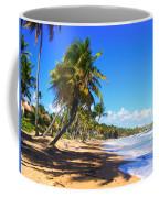 At The Beach Palmas Del Mar Coffee Mug