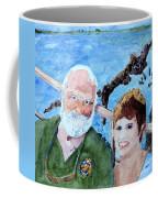 At The Dock Of The Bay Coffee Mug