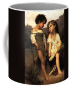 At The Edge Of The Brook Coffee Mug