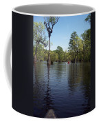 At The End Of The Canoe Coffee Mug