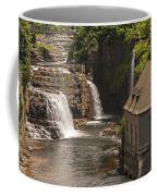 At The Falls In Ausable Ny Coffee Mug