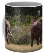 At The Foot Of Kilimanjaro Coffee Mug