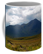 At The Foot Of The Mountain Coffee Mug