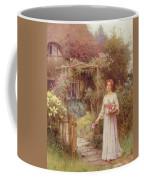 At The Garden Gate Coffee Mug
