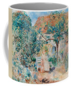 At The Garden In Bretagne Coffee Mug