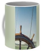 At The Helm Coffee Mug