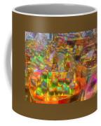 At The Market - Oranges Coffee Mug