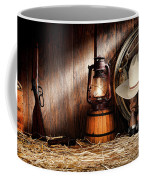 At The Old Ranch Coffee Mug by Olivier Le Queinec
