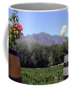 At The Rickety Bridge Winery Coffee Mug by Barbie Corbett-Newmin