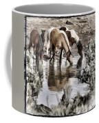 At The Watering Hole 1 Coffee Mug
