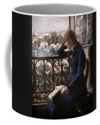 At The Window Coffee Mug