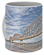 Atchafalaya River Bridge Coffee Mug