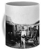 Atget Shantytown, C1900 Coffee Mug