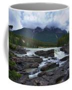 Athabasca Falls #3 Coffee Mug
