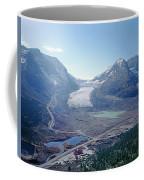 1m3735-athabasca Glacier Coffee Mug