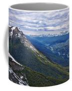 Athabasca River Valley - Jasper Coffee Mug