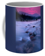 Athabasca Sunset Coffee Mug