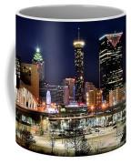 Atlanta Panoramic View Coffee Mug