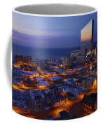Atlantic City At Dawn Coffee Mug