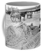 Atlantic City The Sandman Coffee Mug