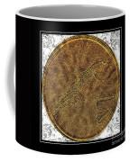 Atlantic Codfish And Jigger - Brass Etching Coffee Mug