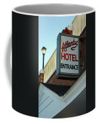 Atlantic Hotel Coffee Mug by Skip Willits