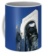 Atlantic Coffee Mug by Olivier Le Queinec