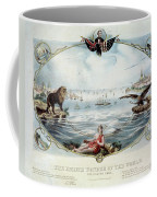 Atlantic Telegraph Cable Coffee Mug