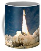 Atlantis Departs Coffee Mug