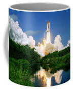 Atlantis Reflection Coffee Mug