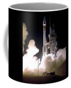 Atlas 2as Rocket Launch Coffee Mug