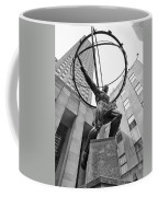 Atlas Of New York City Coffee Mug