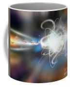 Atom Collision Coffee Mug