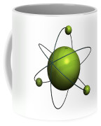 Atom Structure Coffee Mug