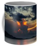 Atomic Sunset Coffee Mug
