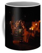 Atop Calle Hostos At Night Horizontal Coffee Mug