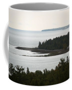 Atop The Lighthouse Coffee Mug