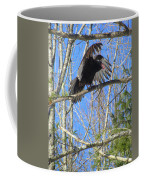 Attack Of The Turkey Vulture Coffee Mug