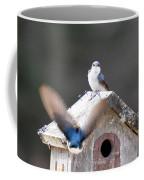 Attacked Coffee Mug