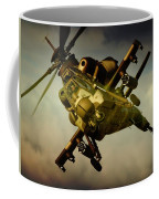 Attacking Rooivalk Coffee Mug