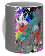 Attributes Of Aggression Three Coffee Mug