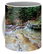Au Train Falls II Coffee Mug