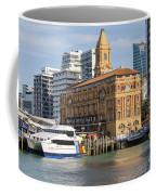 Auckland Ferry Terminal Coffee Mug