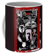 Auction  Sale  Of Adolf Hitler's Model 770-k 1941 Mercedes-benz Touring Car In Scottsdale Az 1973  Coffee Mug