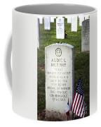 Audie Murphy - Most Decorated Coffee Mug