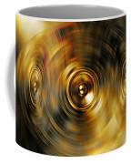 Audio Gold Coffee Mug