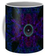 Audio Purple Glow Coffee Mug