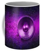 Audio Purple Coffee Mug